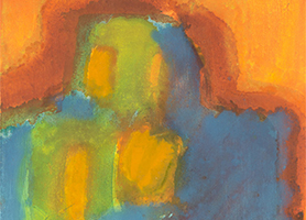 Büste 1958 Josef Mikl (*1929 Wien, +2008 Wien) 1929 Wien Sammlung Otto Mauer Leni Deinhardstein, Lisa Rastl, Dom Museum Wien