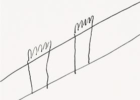 Betende Hände um 1971 Oswald Tschirtner (* 1929 Perchtoldsdorf, Niederösterreich; + 2007 Maria Gugging, Niederösterreich) Sammlung Otto Mauer Leni Deinhardstein, Lisa Rastl, Dom Museum Wien