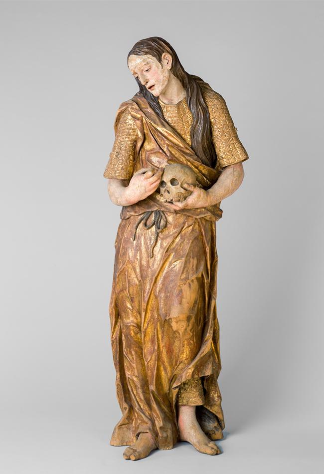 Heilige Maria Magdalena um 1670  Diözesane Sammlung Leni Deinhardstein, Lisa Rastl, Dom Museum Wien