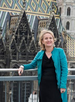 Dr. Johanna Schwanberg Foto: Leni Deinhardstein
