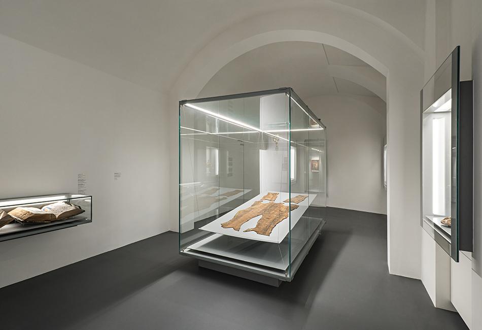 """Die """"Schatzkammer"""" im Dom Museum Wien. Foto: Hertha Hurnaus"""